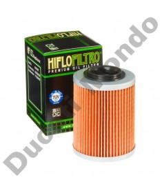 HilFlo Filtro oil filter for Aprilia RSV1000 & Tuono 1000 98-09 HF152