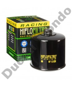 HiFlo Racing edition oil filter for Ducati 748 916 996 998 749 999 848 1098 1198 Monster Hypermotard Multistrada HF153RC