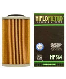 HiFlo Filtro extended oil filter for Aprilia RSV1000 & Tuono 1000 98-09 HF564