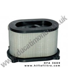 HiFlo Filtro air filter for Cagiva Raptor 650 & V-Raptor 650