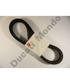 Genuine Ducati OEM pair cam timing belts ST3 Multistrada 1000 1100 Monster S2R Sport Classic GT Hypermotard 73740211A