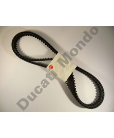 Genuine Ducati OEM pair 93 tooth cam timing belts 748 ST4 ST4S Monster S4 916 S4R 996 73710101A