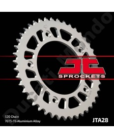 JT Alloy rear Sprocket 43 tooth for Aprilia RS250 95-04 JTA28.43