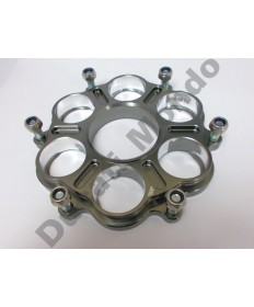 Quick release billet rear sprocket carrier for Ducati Monster 1200 Panigale 1199 1299 JTA770B