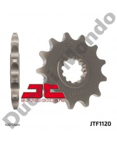 JT front Sprocket 15 tooth for Aprilia RS 50 Tuono MX RX JTF1120.15
