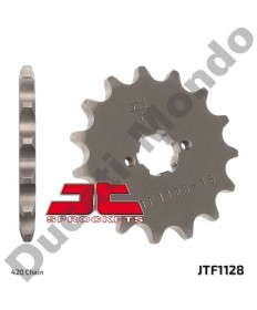 JT front Sprocket 15 tooth for Aprilia RS RX SX 50 RS4 50 JTF1128.15 JTF1129.15