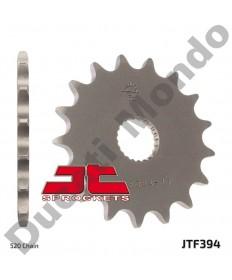 JT front Sprocket 17 tooth Aprilia RS125 MX125 SX125 RX125 AF1 JTF394.17
