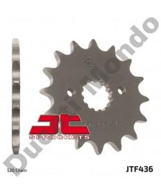 JT front Sprocket 15 tooth Aprilia RS250 95-04 JTF436.15