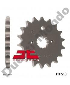 JT Sprockets front sprocket Cagiva Raptor 1000 V-Raptor Xtra Raptor 50 pitch 17 tooth JTF513.17