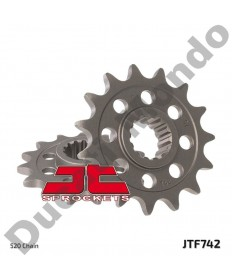 JT Sprockets 14 tooth front sprocket for Ducati 520 pitch conversion 749 848 998 999 1098 1198 JTF742.14