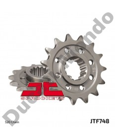 JT Sprockets 14 tooth front sprocket for Ducati 899 959 Panigale & 520 conversion for 1199 1299 V4 Panigale JTF748.14