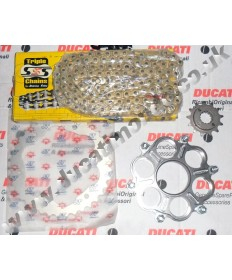 Ducati Streetfighter Chain & Sprocket kit Triple S 15/38 gearing