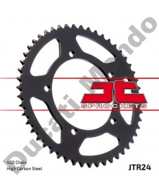 JT rear Sprocket 51 tooth Aprilia MX 50 03-04 RX 50 98-06 JTR24.51 replacement spare part EAN number: 824225310764