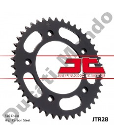 JT steel rear Sprocket 43 tooth Aprilia RS250 95-04 JTR28.43