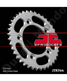 38 tooth JT steel rear sprocket for Ducati 749 999 03-07 JTR744.38