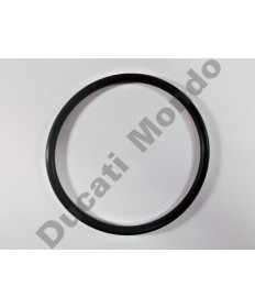 Fuel pump O ring Viton assembly base plate flange seal Ducati 848 1098 1198 Monster 696 795 796 1100 Sportclassic Streetfighter equivalent to 88650481A