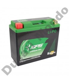 SPS Lithium Ion Battery lightweight race replacement YT12B-BS