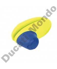 Mammoth Security Grenade Disc lock Yellow