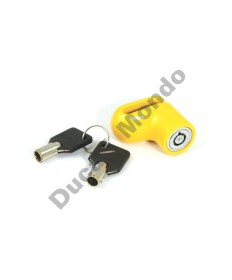 Mammoth Security Micro Disc lock 6mm pin
