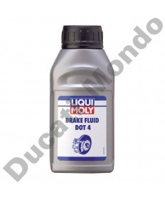 Liqui Moly brake fluid DOT 4 250ml