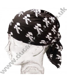 MotoGP Official licensed bandana featuring logo motorcycle head neck scarf warmer MGPANABK