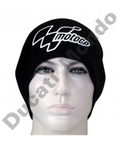 MotoGP Thermal Beanie hat in classic black MGPHAT06