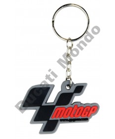 MotoGP Logo rubber keyring, Official licenced product
