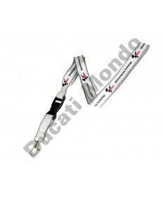 MotoGP Keyfob Lanyard with quick release buckle MGPKEY82