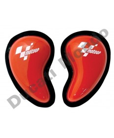MotoGP Knee sliders - Red MGPKSL02