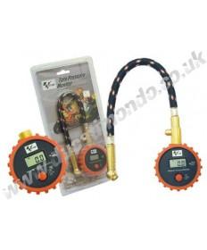 MotoGP Digital tyre pressure monitor / gauge