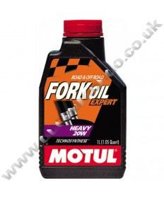 Motul Expert Semi-synthetic Fork Oil Heavy 20W - 1 Litre