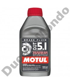 MOTUL hydraulic clutch & brake fluid DOT 5.1 500ml