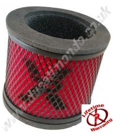 Pipercross performance air filter Aprilia RSV1000 / Tuono MPX106