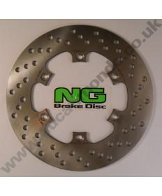 NG rear brake disc for Cagiva Mito 125 Sports Mk1 Mk2 Evo 1 & 2 SP525 Planet Raptor Supercity River 600 NG146