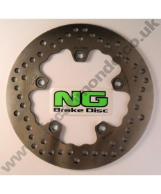 NG rear brake disc for Aprilia RS50 99-05 RS125 99-13 & RSV1000 98-11 Tuono 1000 02-11 RSV4 09-13 Tuono V4R 11-13 NG774