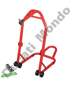 BikeTek Front Steering Head Paddock Stand with 5 pins