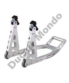 Biketek Universal Front Aluminium Paddock Stand (PDSR018)
