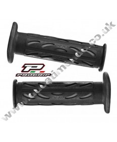 Progrip Gel Touch Dual Compound Grips As Used By Ducati Corse PG724 Grey/Black