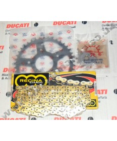 Cagiva Raptor 125 Regina HD Chain & Sprocket kit any gearing 03-10