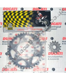 Aprilia MX 125 Regina RX3 Chain & Sprocket kit any gearing 04-07