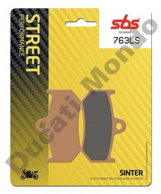 SBS Sinter rear brake pads for MV Agusta 750 1000 1078 F4 Brutale 750 910 920 989 990 1078 763LS