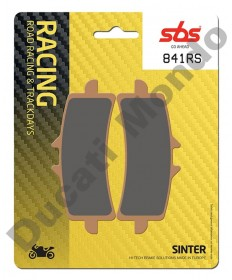 SBS Race Sinter Front brake pads Ducati Radial calipers 841RS