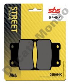 SBS Street Ceramic front brake pads Aprilia RS125 06-11 Dorsoduro 750 SL Shiver Mana 850 844HF