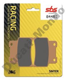 SBS Race Sinter front brake pads Aprilia RS125 06-11 Dorsoduro 750 SL Shiver Mana 850 844RS