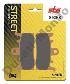 SBS sinter front brake pads Ducati Panigale 899 959 Hypermotard Hyperstrada 821 Monster 1200 Scrambler 800 Multistrada 900HS