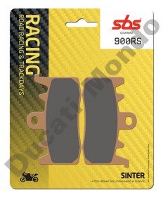 SBS Race Sinter Front brake pads Ducati Panigale 899 959 Hypermotard Hyperstrada 821 Monster 1200 Scrambler Multistrada 900RS