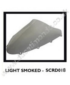 Airblade light tint screen for Ducati 848, 1098, 1198