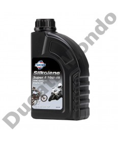 Silkolene Super 4 Semi Synthetic 1L 10w40 motorcycle engine oil S600986087