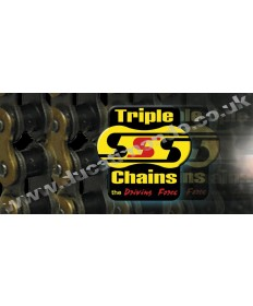 Cagiva O Ring Triple S Chain - 114 link 520 pitch