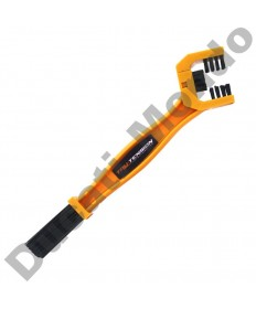 Tru-Tension Muck Monkey motorcycle bike chain cleaning brush - TRU010 workshop maintenance tool 0706502568085